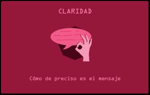 claridad